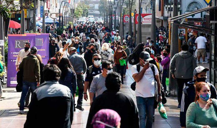 ARCHIVO | Centro de Antofagasta | Foto: La Tercera