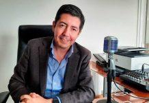 Jonathan Velásquez, alcalde de Antofagasta   Foto: Prensa I.M.A.