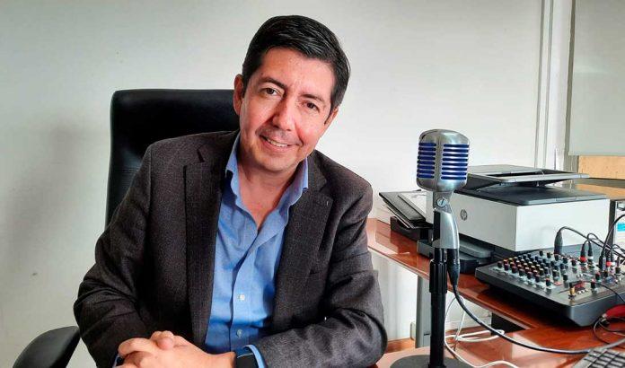 Jonathan Velásquez, alcalde de Antofagasta | Foto: Prensa I.M.A.