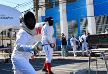 Esgrima | Foto: Prensa Seremi del Deporte