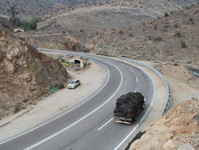 Ruta Antofagasta - Taltal | Foto: SoyChile.cl