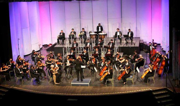 Orquesta Sinfónica de Antofagasta | Foto: CCA