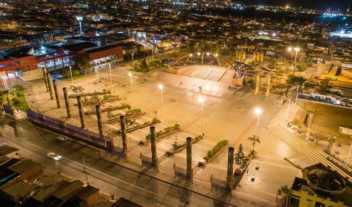 Plaza Bicentenario   Foto: Prensa IMA