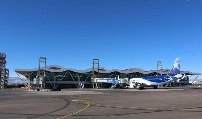 Aeropuerto de Calama | Foto: Prensa MOP