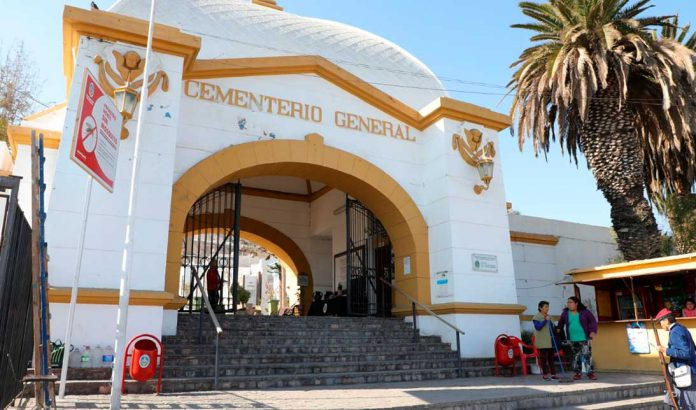 Cementerio General de Antofagasta | Foto: Prensa I.M.A.