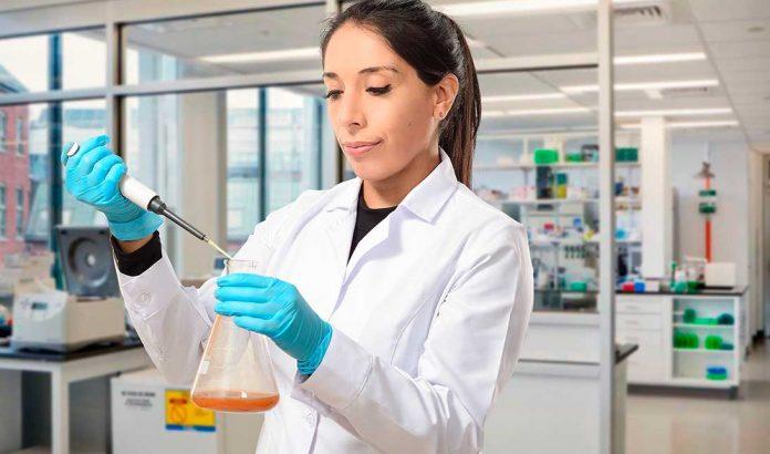 Nadac Reales, biotecnóloga antofagastina | Foto cedida