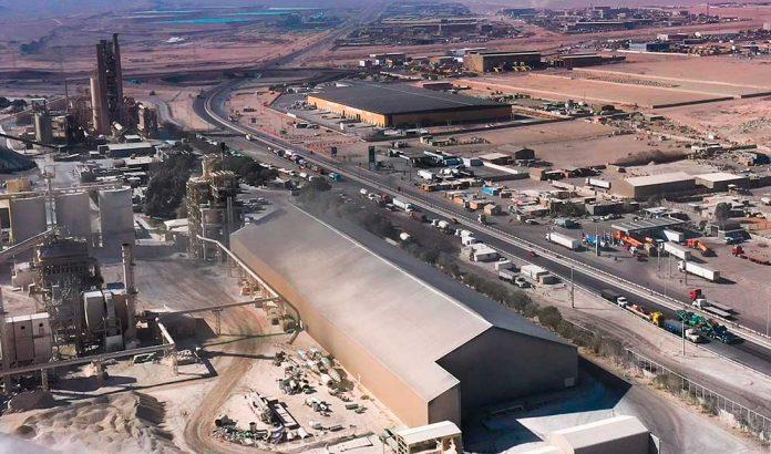 Sector La Negra de Antofagasta | Foto: Prensa CICITEM