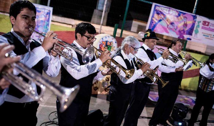 Banda Los Ulises | Foto cedida