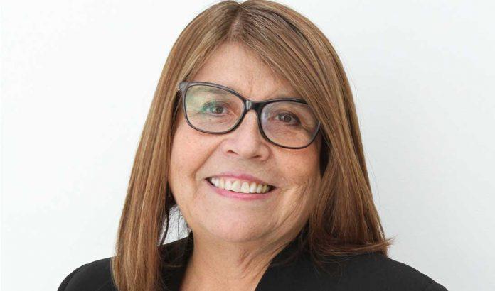 Marcela Torres, presidenta de la Cámara Chilena de la Construcción de Antofagasta | Foto: Prensa CChC