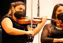Orquesta Sinfónica de Antofagasta   Foto: Prensa CCA
