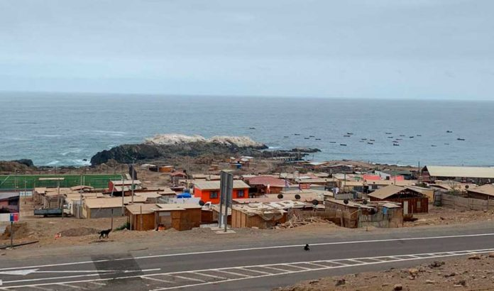 Localidad de Paposo (Taltal) | Foto: Prensa MOP