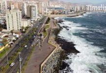 Paseo del Mar de Antofagasta | Foto: Timeline.cl
