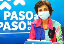 Subsecretaria de Salud, Paula Dazza | Foto: Prensa Minsal