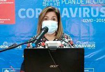 Rossana Díaz | Exseremi de Salud de Antofagasta