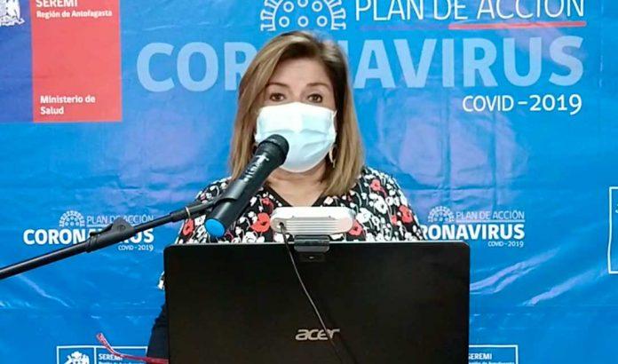 Rossana Díaz   Exseremi de Salud de Antofagasta