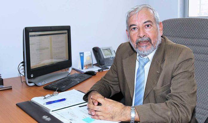Marcelo Oliva Moreno, doctor en Oceanografía Biológica UA