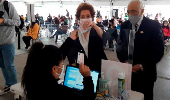 Vacunación Covid-19   Foto: Prensa Delegación Presidencial de Antofagasta