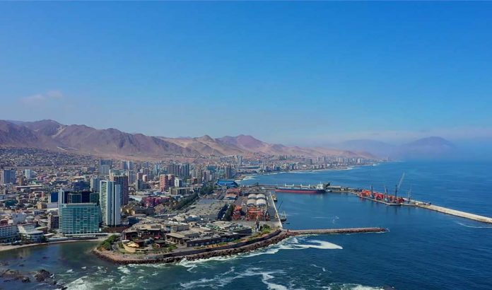 Antofagasta   Foto: Prensa Escondida - BHP