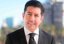 Jonathan Velásquez, alcalde de Antofagasta