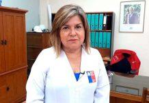 Rossana Díaz, exseremi de Salud de Antofagasta