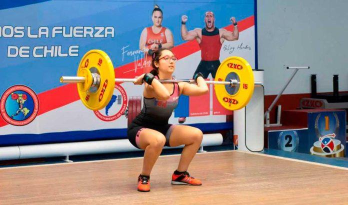 Alterofilia   Foto: Prensa IND