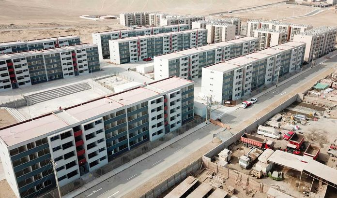 Construcción en Antofagasta | Foto: Prensa CChC