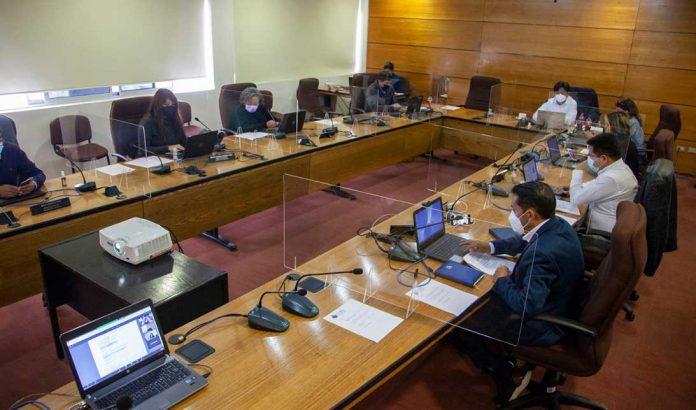 Consejo Regional de Antofagasta | Foto: Prensa GORE
