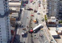 ARCHIVO | Foto: Accidente Avenida Salvador Allende de Antofagasta