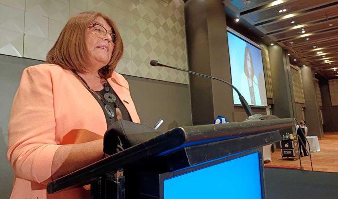 Marcela Torres, presidenta de la Cámara Chilena de la Construcción Antofagasta