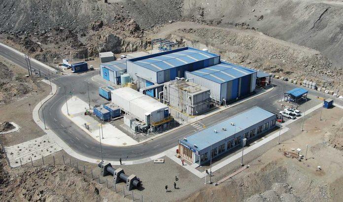 Planta Desaladora | Foto: Prensa Aguas Antofagasta